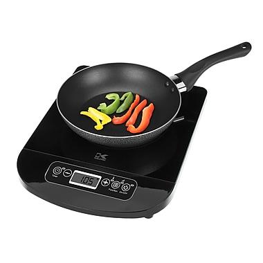 Kalorik Induction Cooking Plate, Black