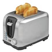Kalorik - Grille-pain à 2 fentes en acier inoxydable