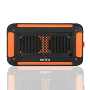 Veho VXS-002-ORG 360Deg Vecto Wireless Water Resistant Speaker, Orange