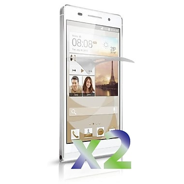 Exian Screen Protector for Ascend P6, Anti-Glare, 2-Piece