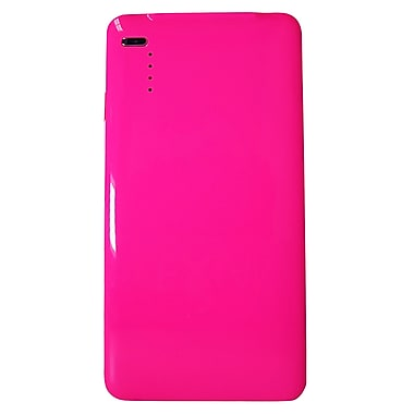 Exian Power Bank 4000mAh, PB-016_ANX, Pink