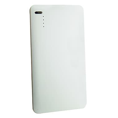 Exian – Chargeur portatif de 4000 mAh, PB-016_ANX, blanc