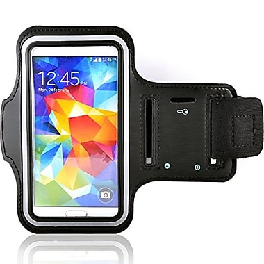 Exian Arm Band for Galaxy Ace 2X/S3/S4, Black