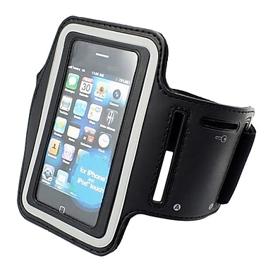 Exian Arm Band for iPhone 4/4S, Black
