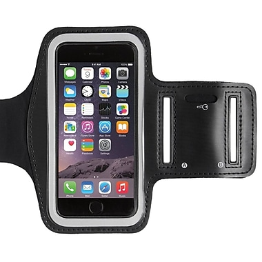 Exian Arm Band for iPhone 6, Black