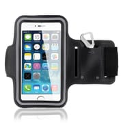 Exian Arm Band for iPhone 6 Plus, Black