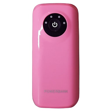 Exian Power Bank 4000mAh, Pink