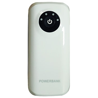 Exian Power Bank 4000mAh, White