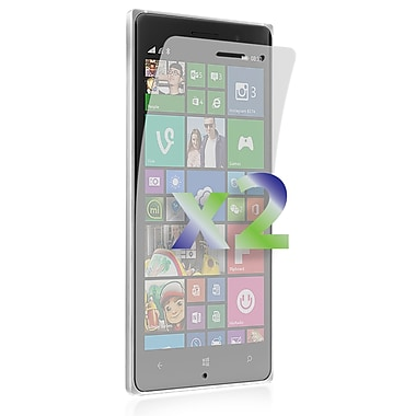 Exian Screen Protector for Lumia 830, Clear