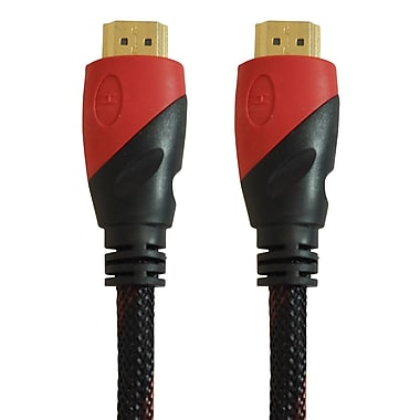 Exian HDMI Heavy Duty Cable, 1.5 Meter, Black