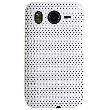 Exian Case for HTC Desire, White Net