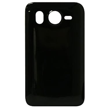 Exian Case for HTC Desire, Black Shiny Plain