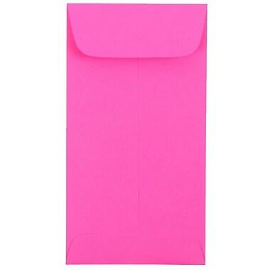 JAM PaperMD – Enveloppes à monnaie no 7, 3 1/2 x 6 1/2 po, 50/paquet