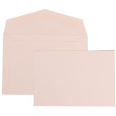 JAM Paper® Wedding Invitation Set, Small, 3.38 x 4.75, 100 White Cards with 100 White Envelopes, 100/set (304325164)