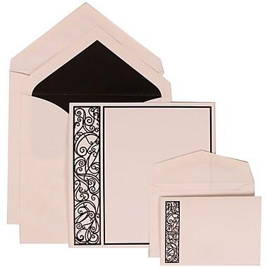 JAM Paper® Wedding Invitation White Cards, 150/Pack