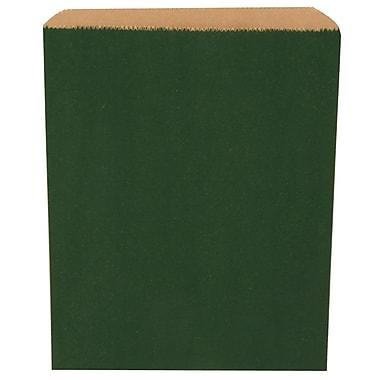 JAM Paper® Merchandise Bags, Medium, 8.5 x 11, Green, 1000/Pack (342126794)