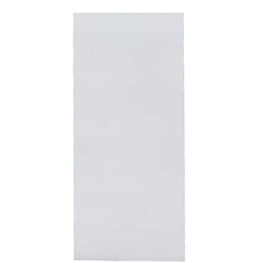 JAM Paper® Cello Sleeves with No Flap, #10 Policy, 4 5/16 x 9.63, Clear, 1000/Pack (NUM10CELLONOFLP)