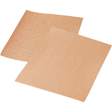 Production Abrasive Paper, 346U/346I, D-Weight Paper, BP545, 250/Pack
