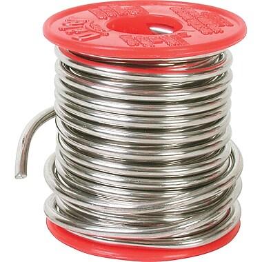 Solder Wire, Solid, 50/501 LB., BP909, Welding Solder, 3/Pack