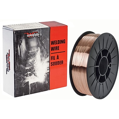 ER70S6 Carbon Steel Welding Wire, NT550, 2 lbs./0.9 Kg Spool, 36/Pack