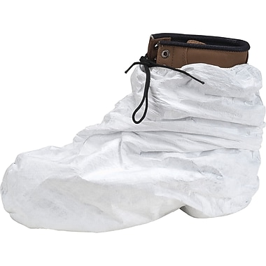 Tyvek Protective Clothing, Shoe/Boot Cover, SA173, 36/Pack