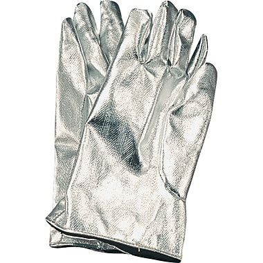 Aluminized Gloves, SA508, Kevlar, 2/Pack