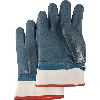 Insulated Rough Tough PVC Gloves, SA532, PVC, 6/Pack