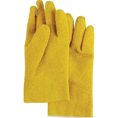 The Knit Picker KPG Vinyl Gloves, SA600, Cotton Knit, 36/Pack