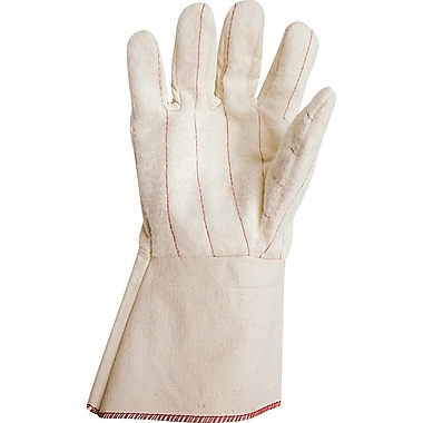Hot Mill Top Quality Gloves, SAI321, 6/Pack