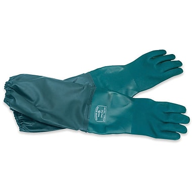 Trawler King PVC Long Sleeve Gloves, SAJ972, PVC, X-Large, 2/Pack