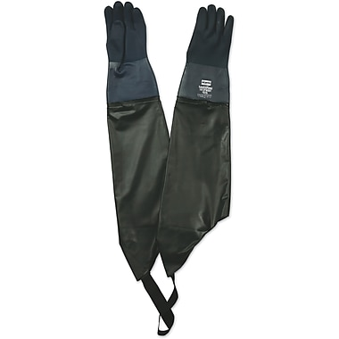 Trawler King PVC Long Sleeve Gloves, SAJ973, PVC, 2/Pack