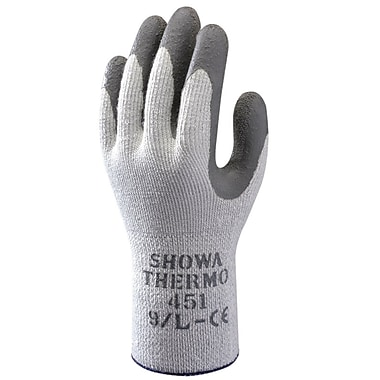 Atlas Therma Fit Coated Gloves, SAJ988, Cotton, 12/Pack