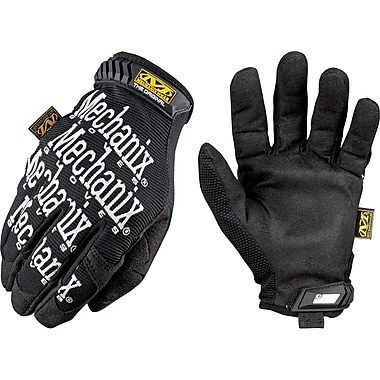 The Original Gloves - Black, SAN497, Synthetic Leather, Spandex