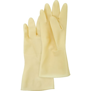 Natural Rubber Latex Canners Gloves, SEI695, Natural Rubber Latex, 12/Pack