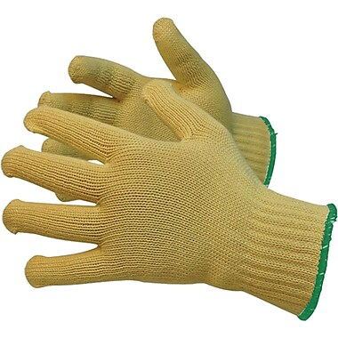 Heavy-Weight Kevlar Knit Gloves, SAO856, Kevlar, 6/Pack