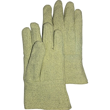 Carbo-King Heat Protective Mitts & Gloves, SAP574, Aramid, Glass, Preox, 2/Pack
