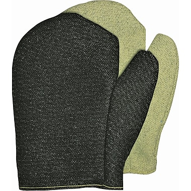 Carbo-King Heat Protective Mitts & Gloves, SAP575, Aramid, Glass, Preox, 3/Pack