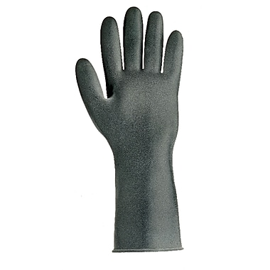 Butyl II Heavy Weight Gloves, SAR519, Butyl Rubber, 2/Pack