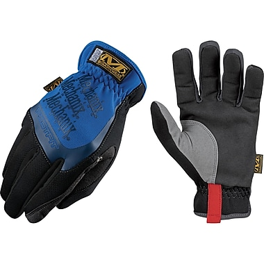 Fastfit Gloves, SAR874, Trekdry, Synthetic Leather, 4/Pack
