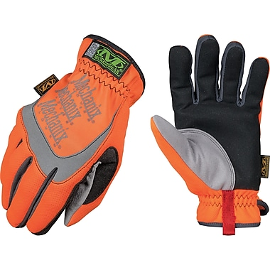 Fastfit Gloves, SAR884, Trekdry, Synthetic Leather, 4/Pack