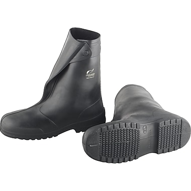 PVC Overshoes, SED425, 2/Pack