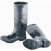 Monarch Economy Knee Boots, Plain Toe, SC355, 3/Pack