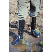 Monarch Economy Knee Boots, Steel Toe, SC362, 2/Pack