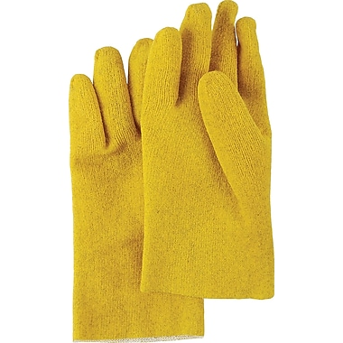 The Knit Picker KPG Vinyl Gloves, SC415, Cotton Knit, 36/Pack