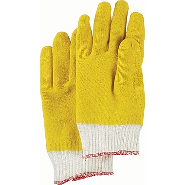 The Knit Picker KPG Vinyl Gloves, SC418, Cotton Knit, 36/Pack