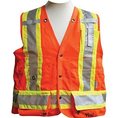 Surveyor Safety Vest, Orange, SDL088