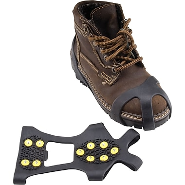 Anti-Slip Snow Shoes, Large, Fits Shoe Size 8-11, SEA005, 12/Pack