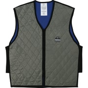 Chill-Its 6665 Cooling Vests, Grey, SEC689