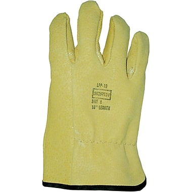 Leather Protector Gloves, SED874, Leather, 2/Pack