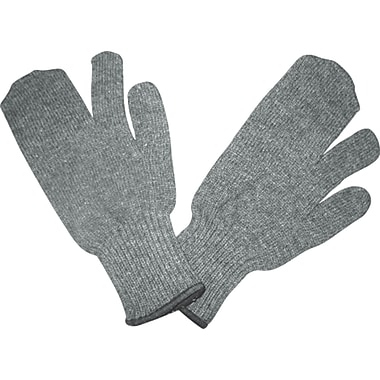 One-Finger Mitt Lining, SED906, Cotton, 6/Pack